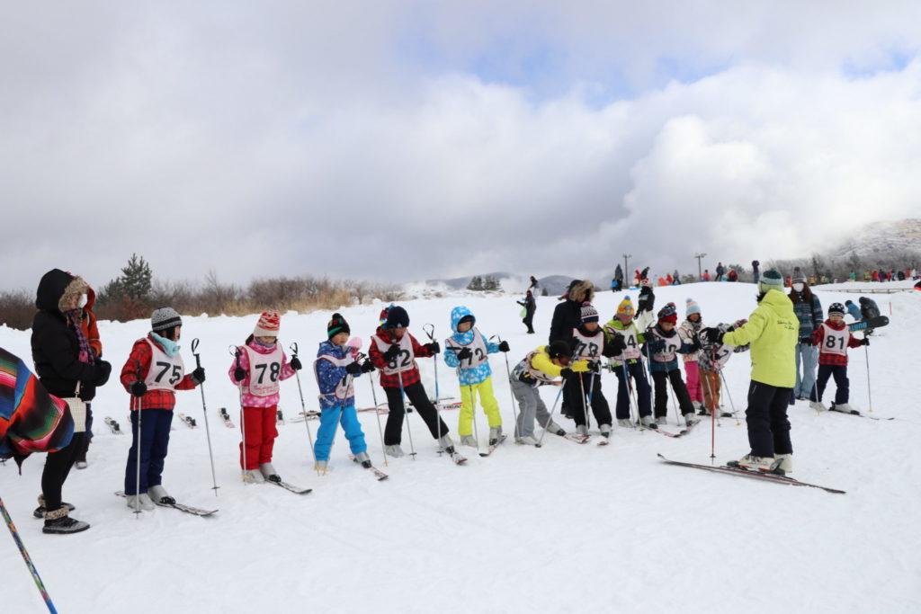 九重小朋友滑雪教室